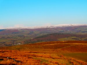 the amazing glacial valley that is the Abergwesyn Pass, a short drive from Llanwrtyd Wells
