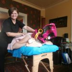 wellbeing treatments brought to you at Cerdyn Villa by Happy Soles Massage and Reflexology