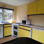 kitchen in family annex