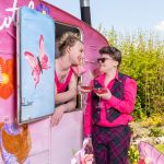 The Cwtch Hwtch honeymoon glamping elopement package